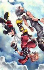 Kingdom Hearts: Paths of Destiny by sambamhaw