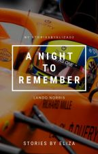 A Night To Remember - Lando Norris by Storiesbyeliza02