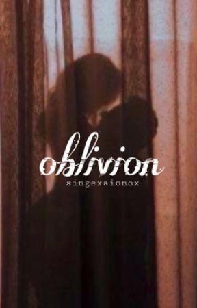 oblivion  by singexaionox