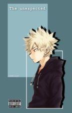 𝐓𝐡𝐞 𝐮𝐧𝐞𝐱𝐩𝐞𝐜𝐭𝐞𝐝    Bakugo x reader by Chibbi-chann