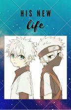 HIS NEW LIFE by KarasunoUWU