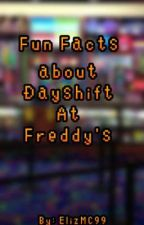 Fun Facts about DSAF!  by ElizMC99