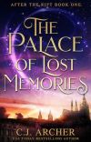The Palace of Lost Memories cover