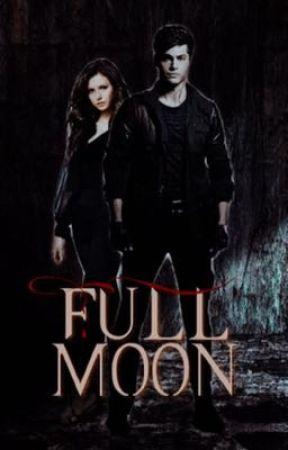 FULL MOON • Bonnie Bennett.  by harleyQuinnfan17