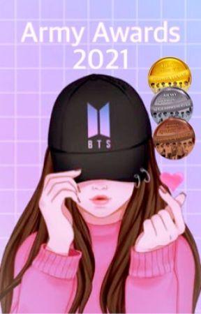 ARMY AWARDS 2021 {ENTREGANDO PREMIOS} by YOONGLH
