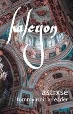 halcyon |tommyinnit x reader| by astrxse