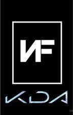 Real Music (NF MaleReader x K/da) by SEEK1NPEEK1N
