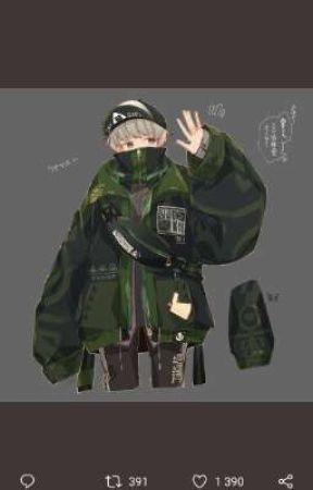 Jujutsu Könyvek  by Adel-san