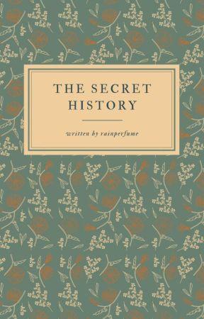 The Secret History ~ Harry Potter by rainperfume