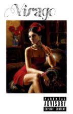 Virago • Lydia Martin  by Morghanlat