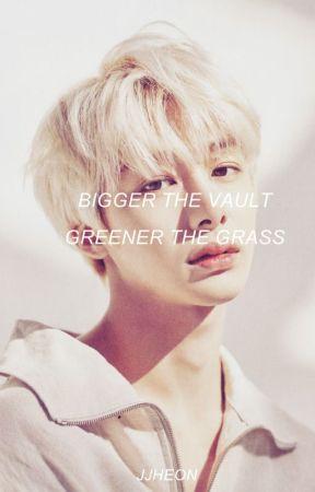 bigger the vault, greener the grass; jookyun. by jjoheon