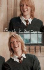 𝙻𝚘𝚜𝚝 𝙽𝚞𝚖𝚋𝚎𝚛| Fred and George texting story  by blesivxdraco