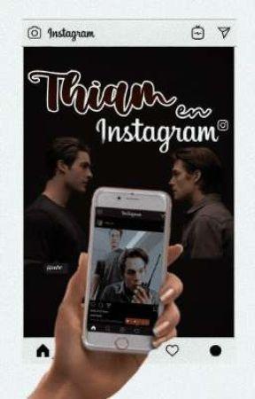 | Thiam en Instagram | by jxnifr