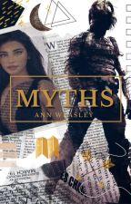 MYTHS   Bucky Barnes by annweasley