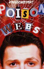 POISON WEBS ↴  PETER PARKER by kingdombyers