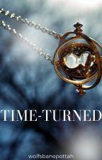 TIME-TURNED (harry j. potter) by wolfsbanepottah