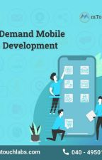 Mobile application development services in hyderabad by ashwini1553