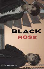 black rose ↭ sungtaro by nicole_ivegotcourage