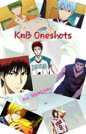 Kuroko no Basket Oneshots ✔ by bacanijhay
