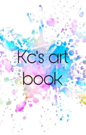 Kc's art book  by Baguettes_cool