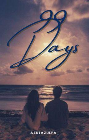 99 Days by azkiazulfa_