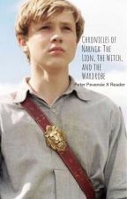 The Chronicles of Narnia: The Lion, the Witch, and the Wardrobe (Peter X Reader) by Maze_Wolf_Mcu_