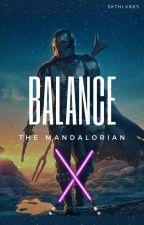 Balance    The Mandalorian by thesilvergemini