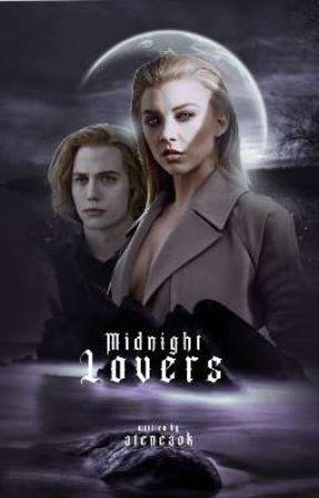 MIDNIGHT LOVERS | Jasper Hale by Ateneaok