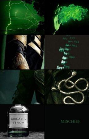 Avengers oc by QueenOfLightness23