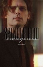 SPENCER REID IMAGINES by strxwberriies