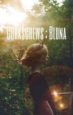 Corkscrews ; Bluna  by Leviana172