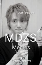 MDZS [Meme Book] by BLsLittleDevil