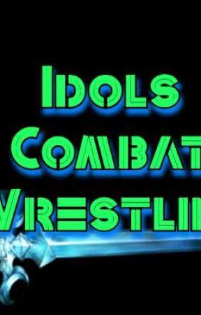 Idols Combat Wrestling by RealCrimR