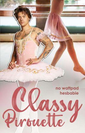 Classy Pirouette   l.s by hesbabie