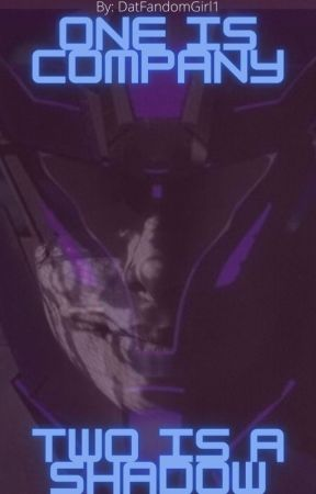 One is Company, Two is a Shadow  ++Soundwave x Reader++ by DatFandomGirl1