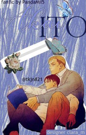 Akai Ito - Levi x Erwin by PandaMii5
