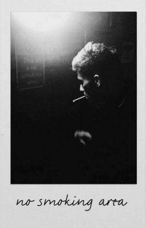 no smoking area |Z.M| by SsPayTon