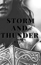 Storm and Thunder- Thor Odinson by alehp5