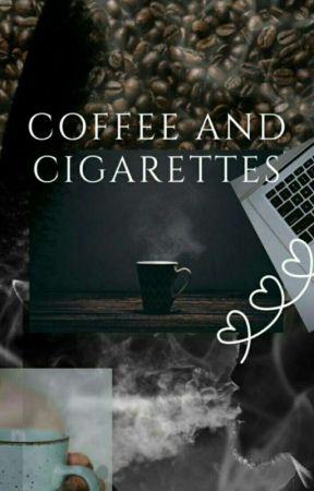 Coffee ☕ & Cigarettes 🚬 by xxPsycho_Jayxx