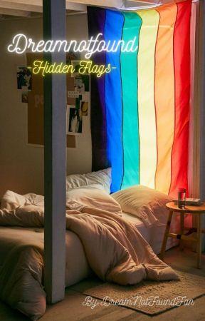 Hidden Flags -Oneshot- by DreamNotFoundFan