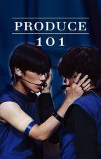 PRODUCE 101 | c.s + j.wy by blue-3-3