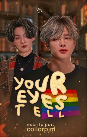 YOUR EYES TELL • jikook  by collorpjm