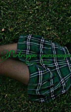 Purtroppo purosangue~Narcissa Black by alixfelicis