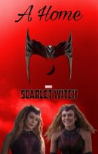Home ¥ Wanda Maximoff / Scarlet Witch by katmaximoff27