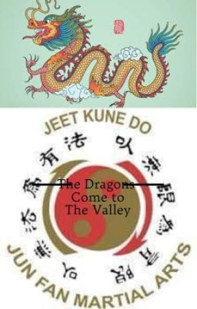 The Dragons Come to the Valley  by KingMokutonX23