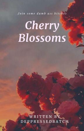 Cherry Blossoms by DeppressedBatch
