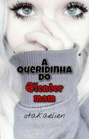 A Queridinha do Slendermam by _albine_doll_