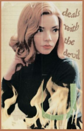 DEALS WITH THE DEVIL . . . natasha romanoff. by folklorelogy