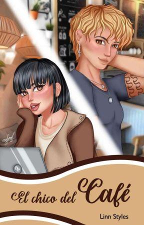 El chico del café  by linn_cossie