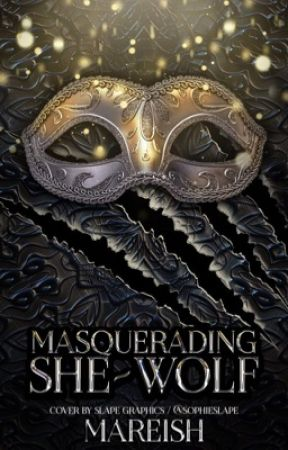 Masquerading She-Wolf by 0Mareish0